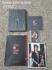 "EXO KAI FANSITE GOODS DVD - KIMKAI ""KEEP IN MIND"" 2ND DVD PROJECT"