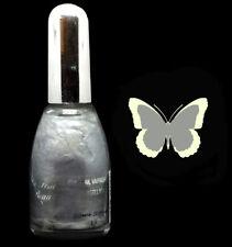 Vernis à ongles argenté nacré - Silver streak N°19  - grand flacon 15ml