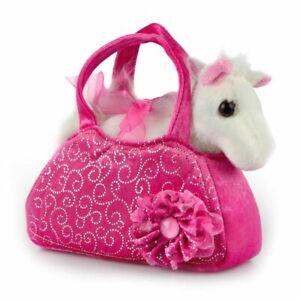 Pony Fancy Pals Plush Stuffed Soft Toy 18cm By Korimco