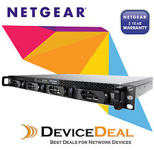 NETGEAR ReadyNAS RN3138-100AJS 4-Bay Diskless NAS - 2.4GHz Quad-Core, 4GB RAM