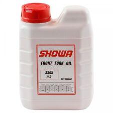 Showa Gabelöl Gabel Öl SS05 SAE 5  Honda Suzuki Kawasaki 1 Liter