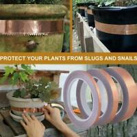 20m Pure Copper Foil Tape Eliminating EMI Isolating NE Electromagnetic Harm B4A0