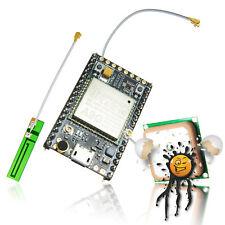 AI Thinker GPS BDS GPRS A9G Board 32Mbit C SDK GPIO UART ADC I2C SPI MQTT TFCard