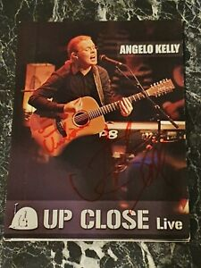 Angelo Kelly Family Up Close DVD mit Autogramm