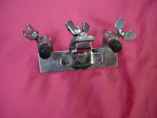 Vintage ! 1 Good   LUDWIG  U S A 1960's  Bottom Bass Drum Spur Lock Clip On #4T