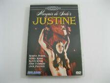 Marquis De Sade's Justine DVD - Jess Franco - Power - Rohm - Kinski - Tamiroff