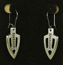 Empire Pewter Bowhunter Broadhead Dangle Earrings