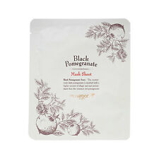 Skinfood Black Pomegranate Mask Sheet (Anti-Wrinkle Effect)