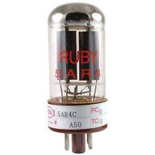 Ruby Tubes 5AR4 GZ34 rectifier vacuum tube