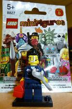 Lego 8827 Series 6 Minifig - Mechanic