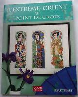 superbe livre  L'EXTREME ORIENT AU POINT DE CROIX