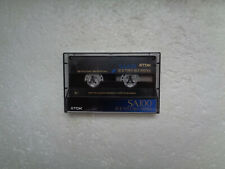 Vintage Audio Cassette TDK SA 100 From 1992 - Fantastic Condition !!