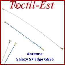 Antenne Fil Cable pour Samsung Galaxy S7 Edge SM-G935F Blanche et Bleue