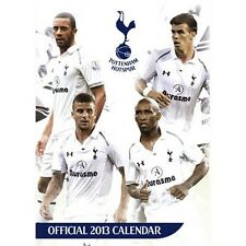 Tottenham Hotspur 2013 Calendar Officially licensed product new Spurs EPL