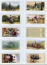 Full Set, Players, Cycling, 1939 G-VG (Ls474-332)