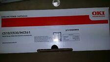 TONER OKI C510 / C530 / MC561 Negro / Black Original - New