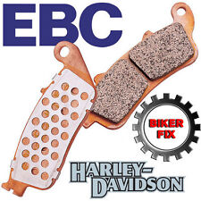 Harley Davidson FXDL Low Rider 08-09 UPRATED Front Disc Brake Pad FA457HH