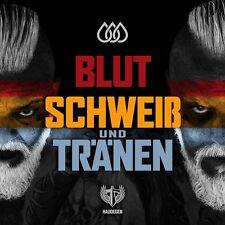 HAUDEGEN - BLUT SCHWEIß & TRÄNEN  3 CD NEU