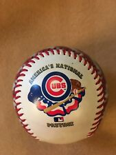 GORGEOUS VERY RARE   CHICAGO CUBS SINCE 1876 AMERICA,S NATIONAL PASTIME