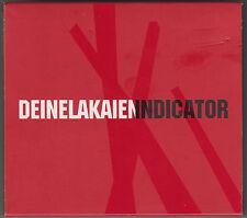 Indicator (Deluxe, 2 CDs) von Deine Lakaien (2010)