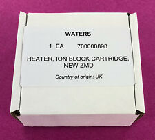 WATERS MFG 700000898 ION BLOCK HEATER CARTRIDGE NEW ZMD MK II Source