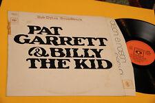 BOB DYLAN LP PAT GARRETT 1°ST ORIG ITALY 1973 EX+ CBS ORANGE LABEL !!!
