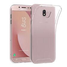 Housse Etui Coque Gel UltraSlim TRANSPARENT Samsung Galaxy J7 (2017) SM-J730F/DS