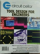 Circuit Cellar Jan 2016 Tool Design for Engineers Applications FREE SHIPPING sb