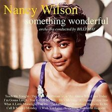 CD Nancy Wilson Something Wonderful Guess Who I Saw Today Teach Me Tonight Etc