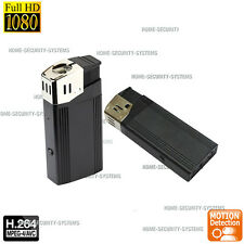 Room Security Camera Lighter Home Mini Micro Backup Recorder 1080P no Spy Hidden