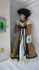 """Treasures Forever Collection  Glenna  Doll 26"""" Hand Crafted"""