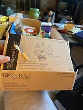 The pampered chef decorator bottle set brand new
