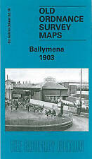 OLD ORDNANCE SURVEY MAP Ballymena 1903: County Antrim Sheet 32.16