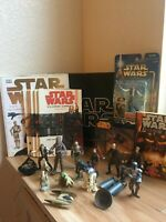 STAR WARS Lot (Misc collectibles)