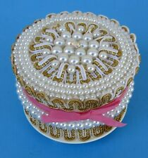 Vintage Lady-Mate Lovely Music-Jewelry Box