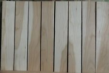 8 THIN CHERRY BOARDS-1/8