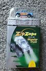 RARE!! BIGFOOT MONSTER TRUCK Radio Shack ZIP ZAPS MICRO RC 4WD Car Ford Toy