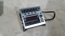 05 06 Infiniti G35 Temperature Radio Control Panel OEM 28041 AC706 (PANEL ONLY)