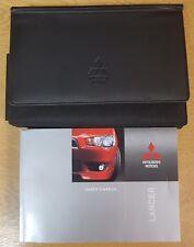 buy mitsubishi 2011 car owner operator manuals ebay rh ebay co uk 2011 Mitsubishi Lancer Interior 2009 Mitsubishi Lancer