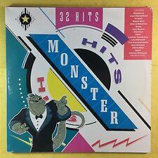 Monster Hits - 32 - Artistes Divers - WEA HITS-11 Excellent Etat Lot de 2 LP