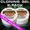 Rootech ® Cloning Gel Rooting Hormone Technaflora 7 gram 1/4 oz 0.25 (2-PACK)