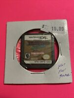 Nintendo DS NOT FOR RESALE - 💯 AUTHENTIC GAME NFR MYSTERY CAS FILES MILLIONHEIR