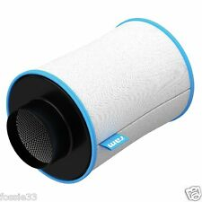 RAM Pro Active Carbon Filter 100/ 200 4-inch 170m³/ hr Hydroponics FREE