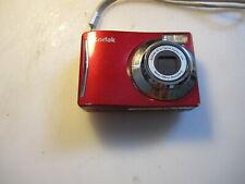 kodak camera   c140 as is parts repair      b1.02