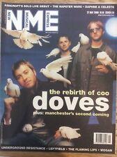 NME New Musical Express 27/5/00 Doves, Leftfield, Daphne & Celeste, Eurovision