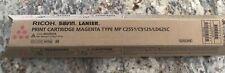 Ricoh 841502 Magenta Toner Cartridge 9.5k Genuine OEM Original