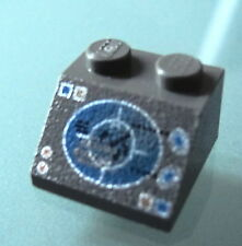 LEGO 3298pb005 @@ Slope 33 3 x 2 Insectoid Scope Pattern @@ 6837 6919 6969 6977