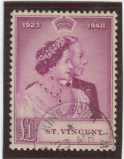 St Vincent Stamps Scott #155 Used,VF (X7326N)