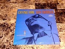 Ray Charles Rare Vinyl LP Record Crying Time 1966 Soul R&B Motown ABC Paramount