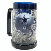 NFL Dallas Cowboys Full Color Freezer Mug, 16 oz